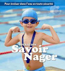 Opération savoir nager du club roc natation à royan