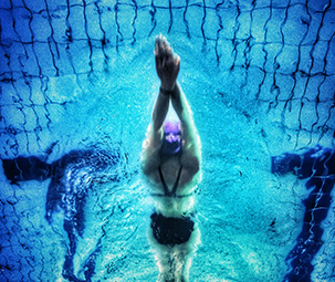 Cours de natation pour adultes de débutants à expérimentés